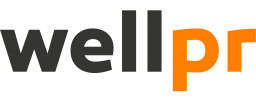 WellPR_logo_grey-orange